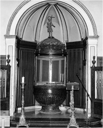 Fotógrafo de Reportaje de bautizo Basílica del Pilar Zaragoza