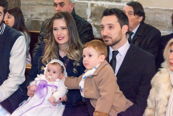 Reportaje de bautizo La Seo Zaragoza