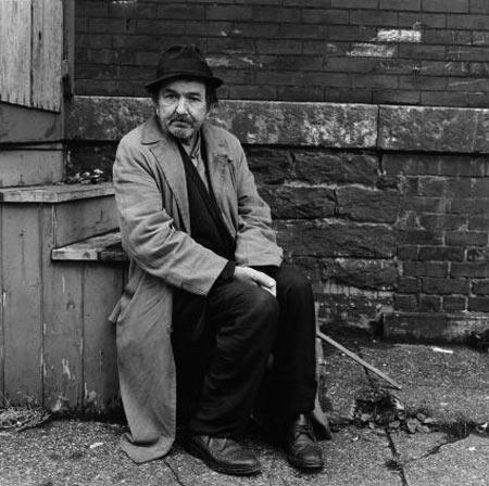 Milton Rogovin, el fotógrafo de los olvidados.